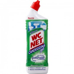 CANDEGGINA GEL WC NET WHITE...